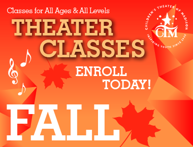 Fall Theater Classes 2019